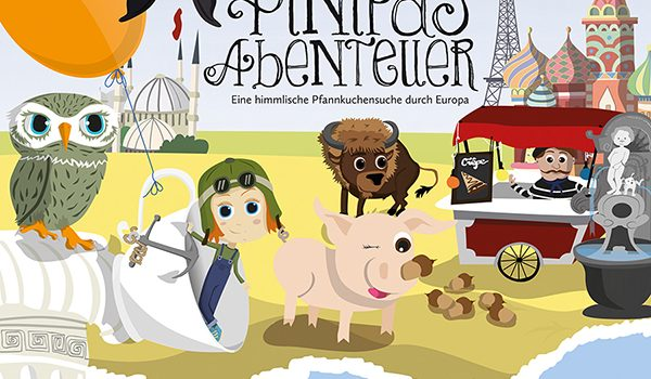 Pinipas Abenteuer Band 2