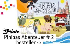 Pinipas Abenteuer Band 2  bestellen