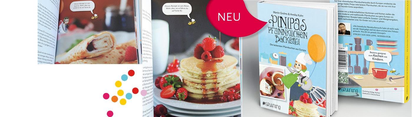 NEU: Pinipas Pfannkuchenbäckerei