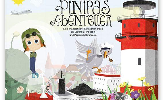 Pinipas Abenteuer: Ein Kinderbuch zum Lachen und Lernen