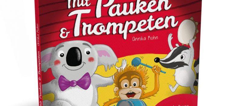 Mit Pauken und Trompeten – das Fingerbuch