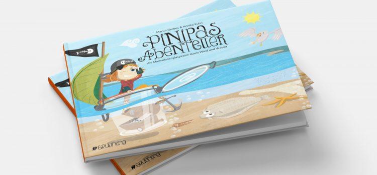 Pinipa 4 – Als Marmeladenglaspiratin durch Wind und Wasser