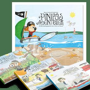 Pinipas Abenteuer im Printe shop bestellen